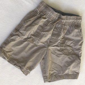 Boys 5T Oshkosh B'Gosh Drawstring Khaki Shorts